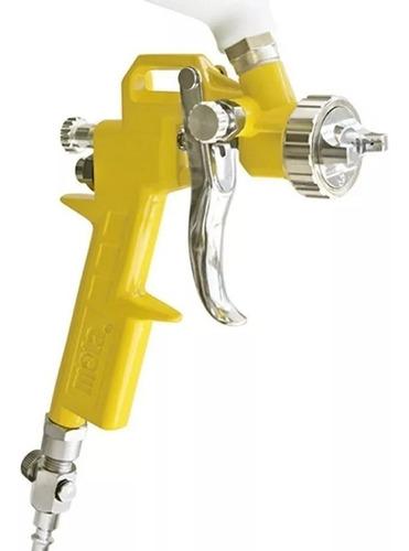 Pistola Soplete De Pintar Mota P400 Gravedad Capacidad 600 C