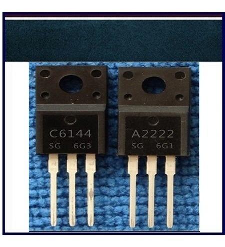 Transistor A2222 C6144 Epson Xp201 401 211 L350 210 (10t)