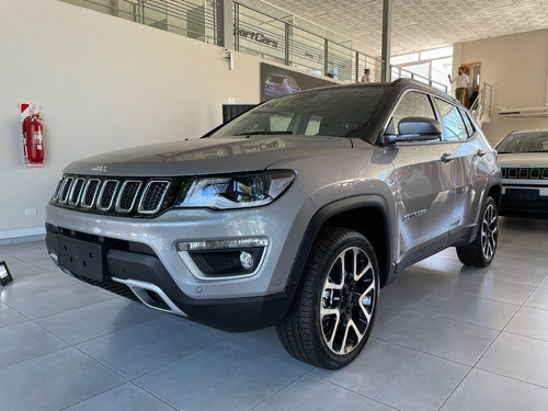 Jeep Compass 2.0 Td At9 4x4 Limited Plus 2021