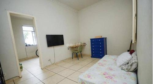 Apartamento Com 1 Quarto, 52 M² Por R$ 210.000 - Centro - Niterói/rj - Ap46986
