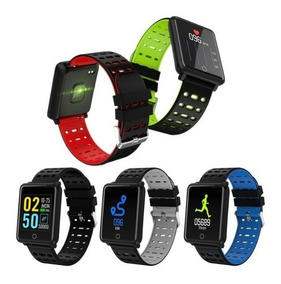 Relogio Smartband Sport F3 Pressão Arterial Monitor Cardíaco