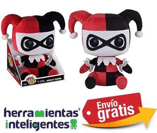Harley Quinn Mega Pop Plush Funko Dc Comics