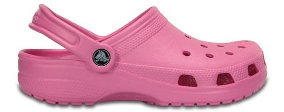 Zapato Crocs Dama Classic Rosa