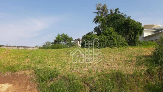 Terreno À Venda, 360 M² Por R$ 500.000,00 - Camboinhas - Niterói/rj - Te0107