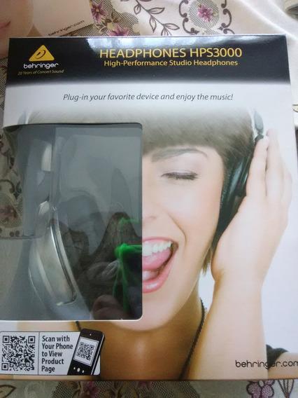 Audifonos Behringer Hpm1000 Y Hps3000 Últimos Oferta Remate