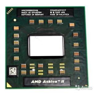 Cpu Amd Athlon Ii M300 2ghz Dual-core (amm300db022gq)
