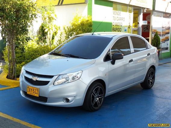 Chevrolet Sail Ls 1.4cc A.a