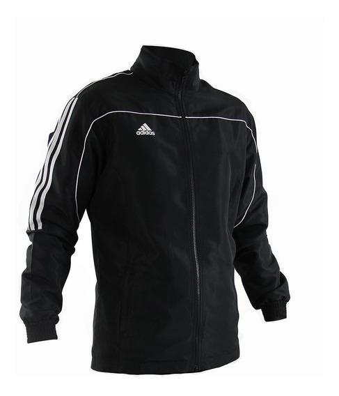 Ithaca adidas - Chamarra Tracksuit Jacket Negra Karate
