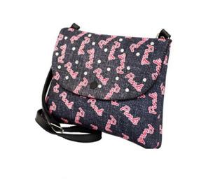 Bolsa Princesa Pink Design Jeans