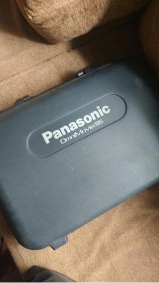 Câmera Filmadora Vhs Panasonic Omni Movie