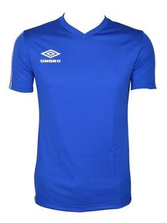 Camisa Umbro Twr Bound Masculina Sportwear Azul 6t160704
