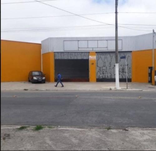 Imagem 1 de 11 de Salão Para Locação No Bairro Jardim Helena Em São Paulo - Cod: Ai24359 - Ai24359