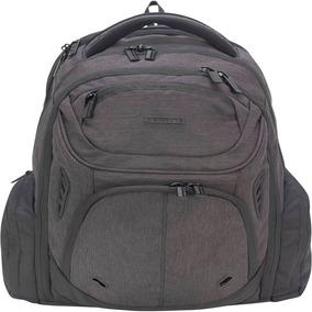 Mochila Driver Backpack 807 Black 16 Pulgadas Saxoline