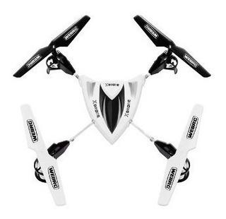 Webrc - Xdrone A Control Remoto Quadcopter - Blanco