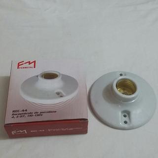 Socate De Porcelana Rosca E27 Nuevos - Monagas Maturin Centr