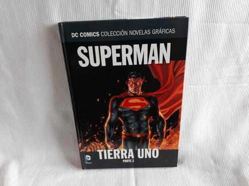 Imagen 1 de 4 de Superman Tierra Uno Parte 2 Dc Comics