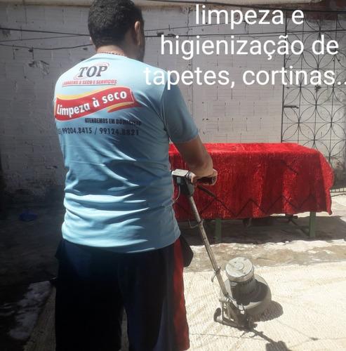 Imagem 1 de 5 de Limpeza E Higienização De Estofados Em Geral