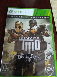 Juego Xbox 360 Overkill Edition Army Of Two