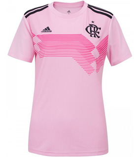Camisa Do Flamengo - Feminina - 19/20 - Queima De Estoque