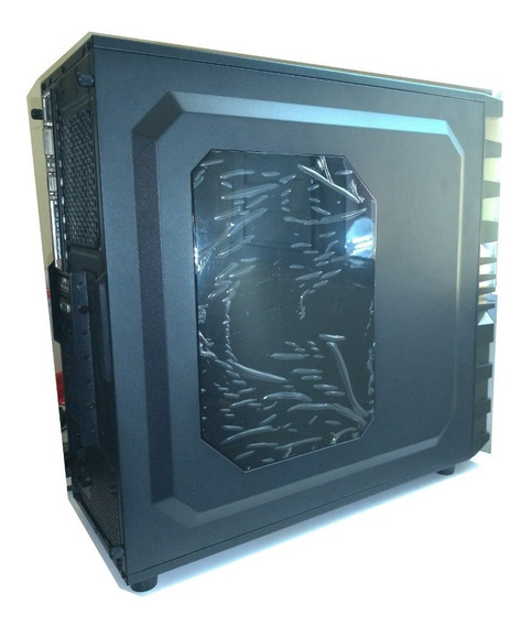Computador Gamer I7-7700 16gb Gtx 1060 6gb Water Cooler