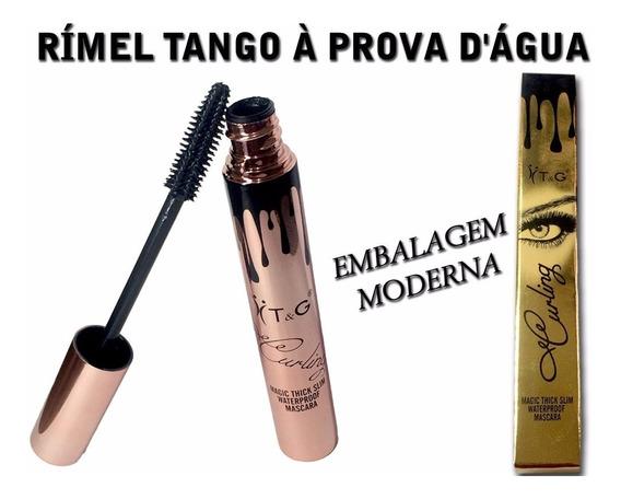 Máscara Rímel Tango Slim À Prova D