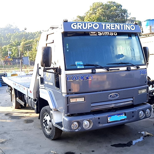 Guincho Ford Cargo 816 - Plataforma 6 Metros 2013
