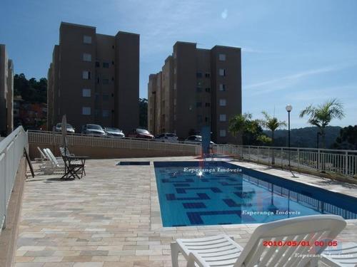 Imagem 1 de 15 de Ref.: 2858 - Apartamento Em Cotia Para Venda - V2858