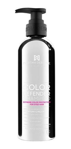 Imagen 1 de 2 de Shampoo Martha Debayle Color Defender 450 Ml