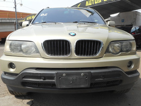 Bmw X5 3.0 Si Lujo 5vel At