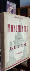 Monumentos De Belém - Ernesto Cruz - 1º Volume