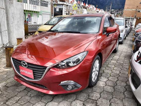 Mazda 3 Touring Sedan Mec 2 Gasolina