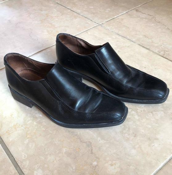 Zapatos De Vestir De Hombre Batistella Cuero