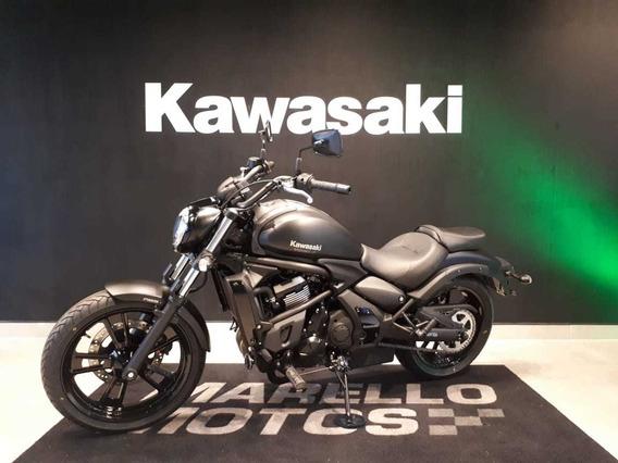 Kawasaki - Vulcan S 650 - Cinza - Pronta Entrega (juliana)