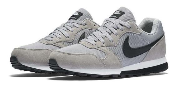 Zapatillas Nike Md Runner 2 Talle 11 Us Grey