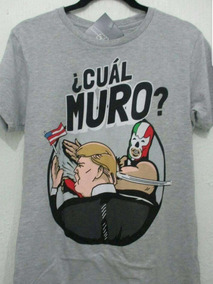 Playera Mascara De Latex Donald Trump Skate adidas Nike