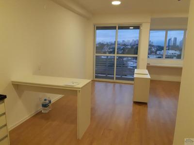 Ótimo Apartamento Residencial Link Studio - Flat Com 39 M² - St0009
