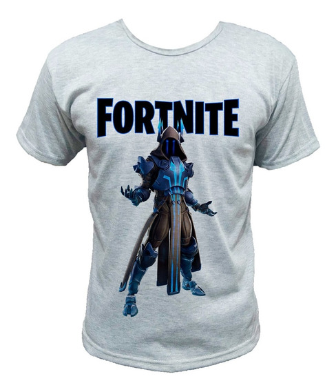 Remera Fortnite El Rey Del Hielo Battle Royale