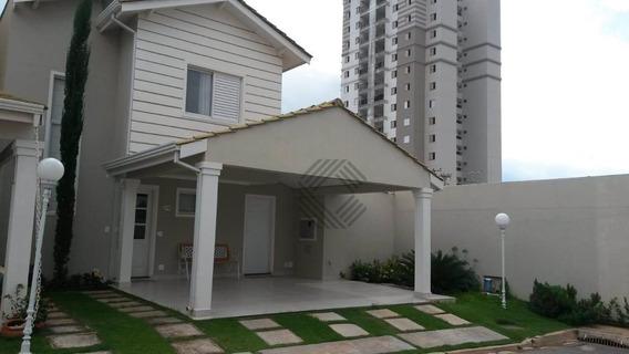 Sobrado À Venda, 200 M² Por R$ 790.000,00 - Condomínio Villa Campolim - Sorocaba/sp - So3906
