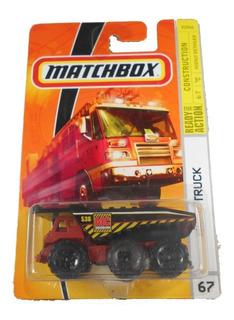 Vima7615 Dump Truck Q-552 #67 2009 Usa Matchbox