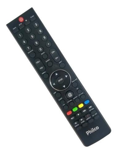 Imagem 1 de 1 de Controle Remoto Tv Philco Original Ph32e32d Tecla Guide