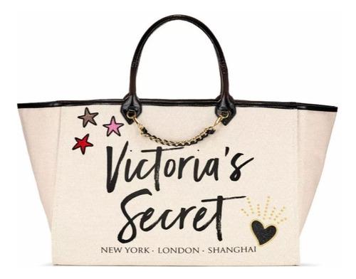 Cartera / Bolso Victoria's Secret  City Tote Original Usa