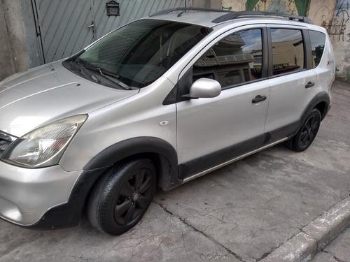 Nissan Livina X-gear 2012 1.8 Sl Flex Aut. 5p