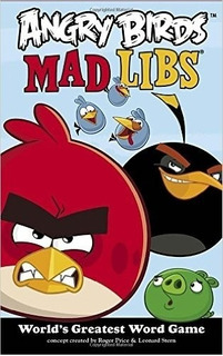 Angry Birds Mad Libs - Price, Stern