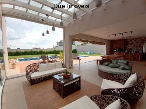 Casa Alto Padrão No Jardim Quintas Do Terracota - Ca02144 - 69025646