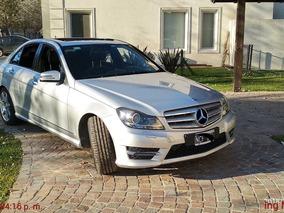 Mercedes Benz Clase C 350 Amg 306 Hp Avantgard