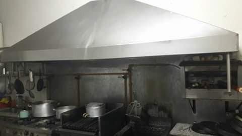 Campana Industrial Cocina