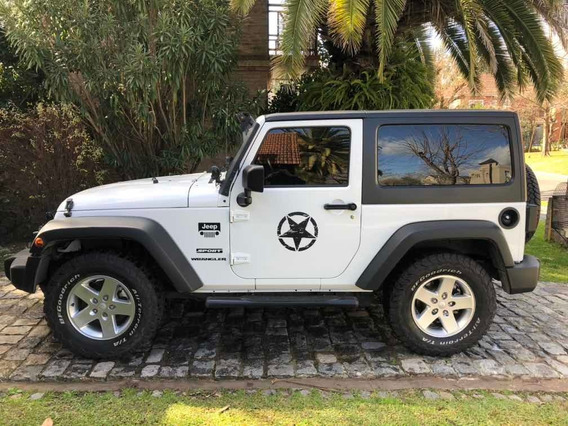 Jeep Wrangler 3.6 Sport 284hp Mtx 2014