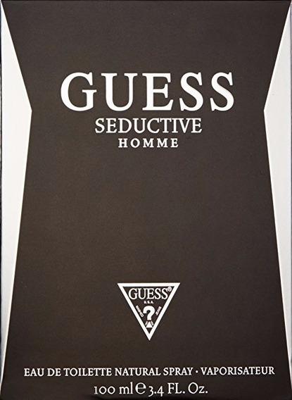 Perfume Seductive Homme Original By Guess 30 Ml E.d.t. No Br