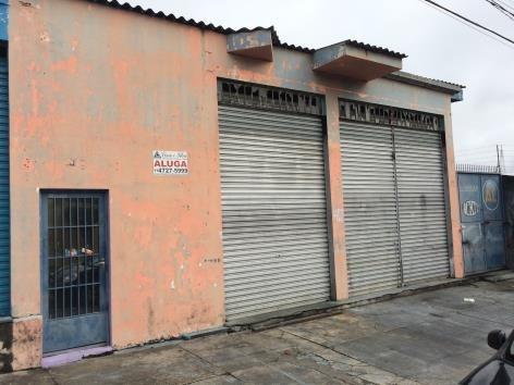 Salao Comercial Em Suzano - Loc782008