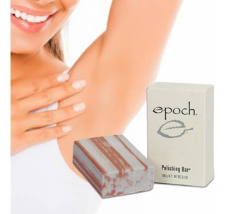 Jabon Barra Exfoliadora Epoch Nu Skin Polishing Bar Nuskin